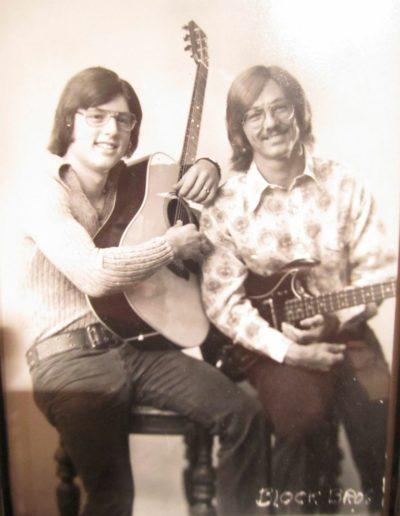 Mark & Steve 1971